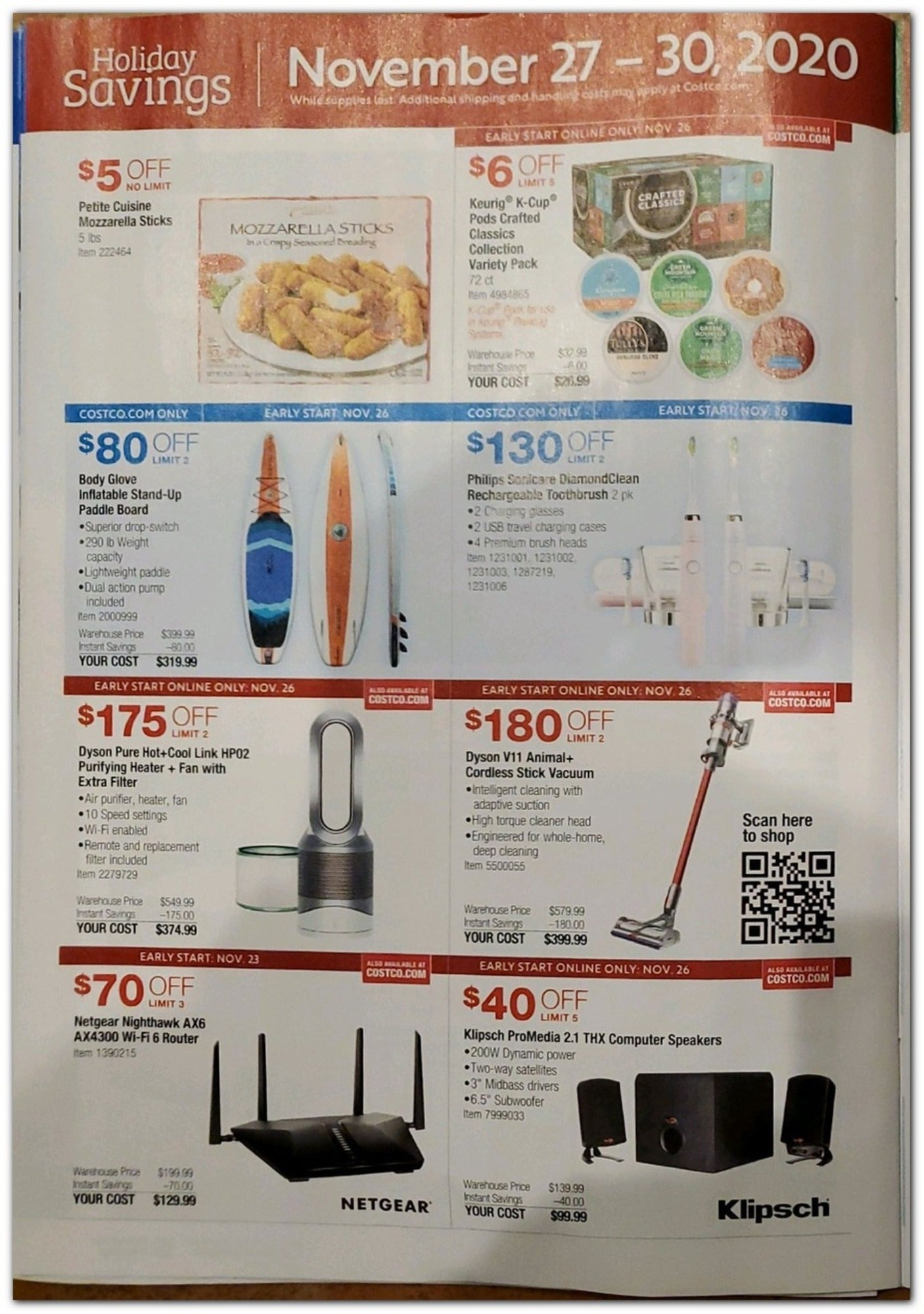 Costco Black Friday 2020 Page 26