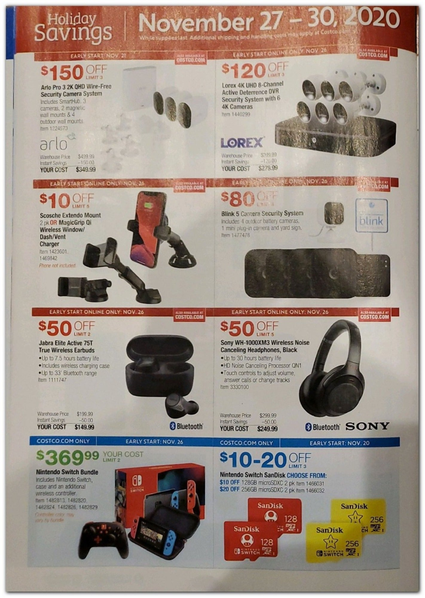 Costco Black Friday 2020 Page 28