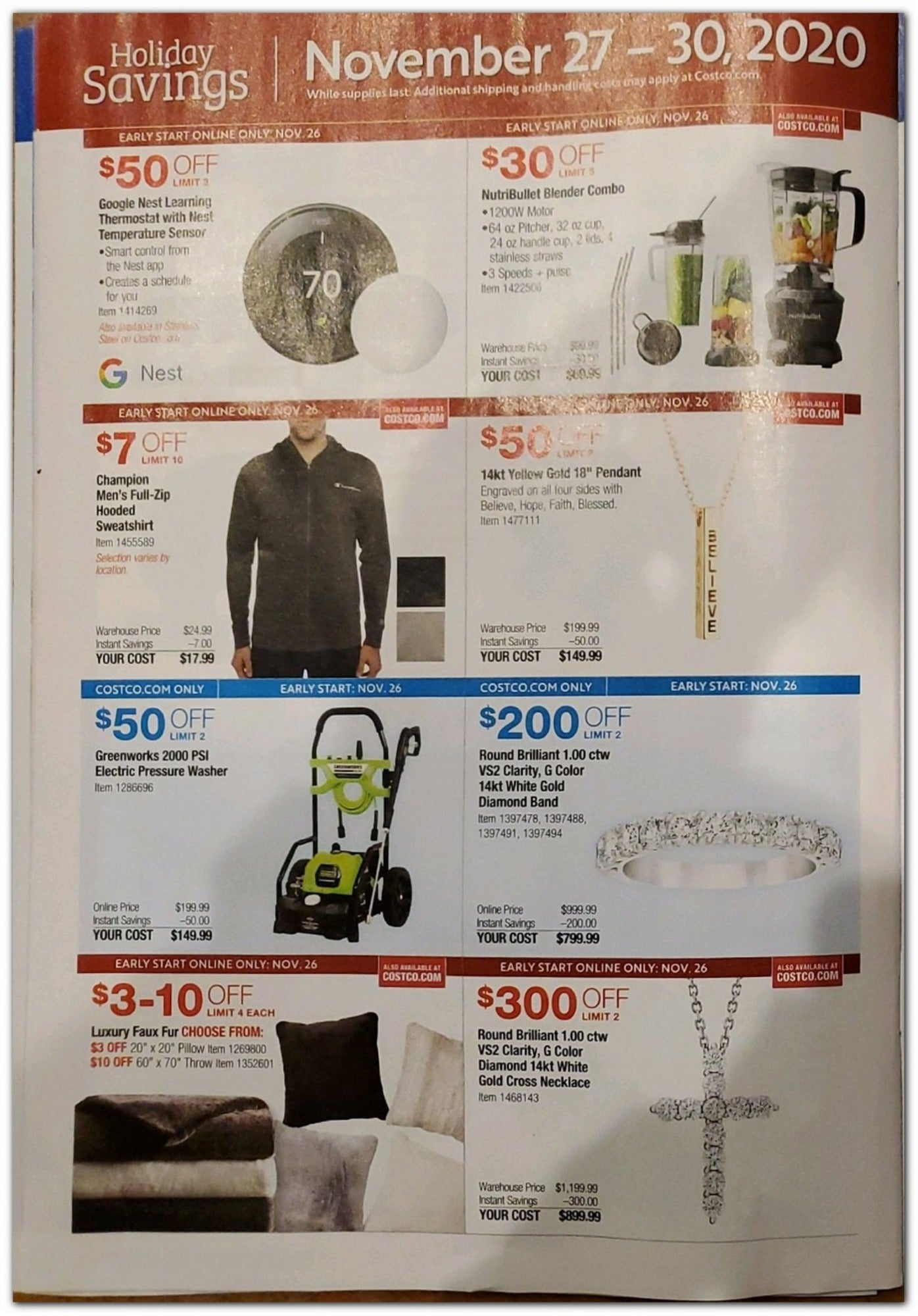 Costco Black Friday 2020 Page 30