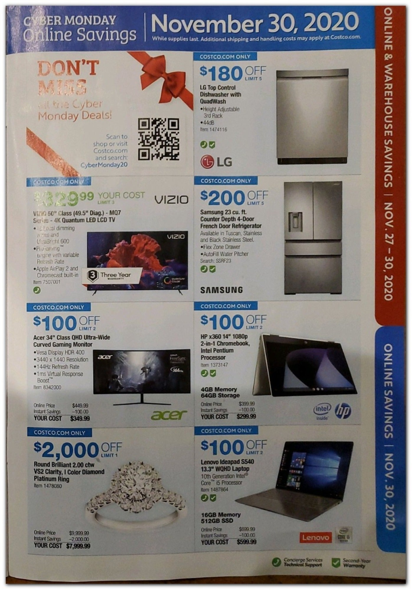 Costco Black Friday 2020 Page 31