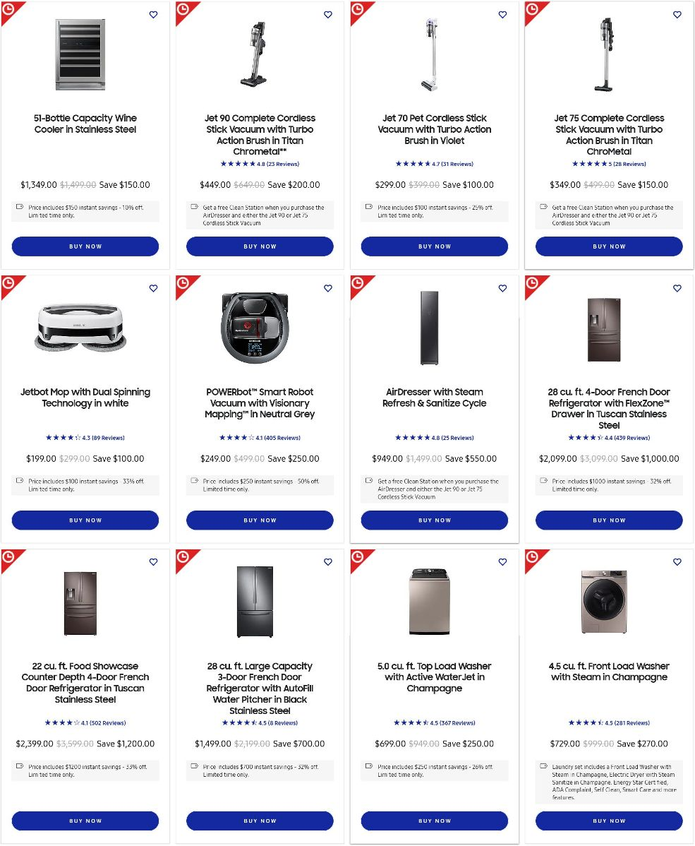 Samsung Black Friday 2020 Page 6