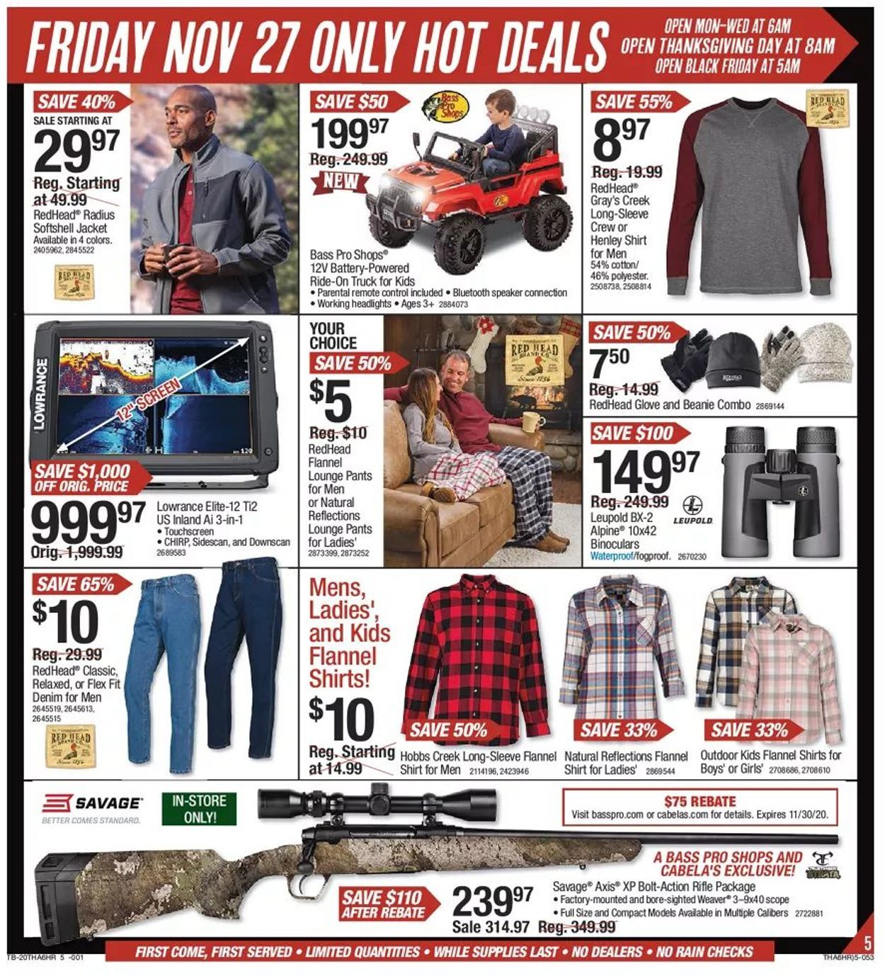 Bass Pro Shops Black Friday 2020 Page 5