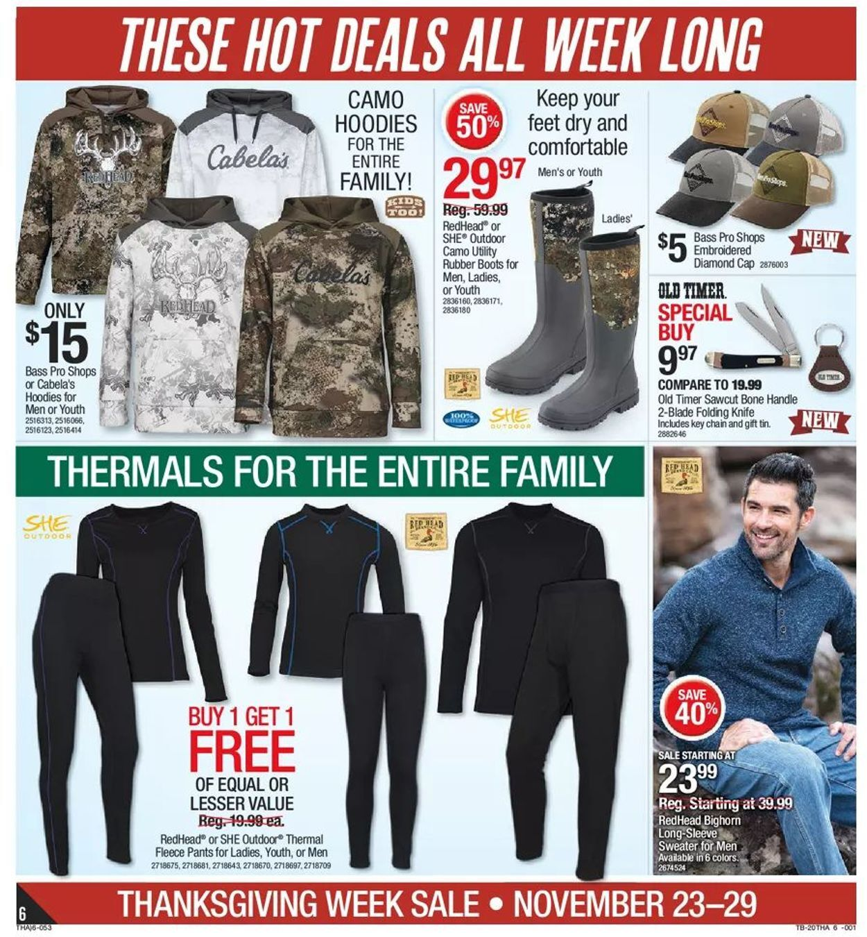Bass Pro Shops Black Friday 2020 Page 6