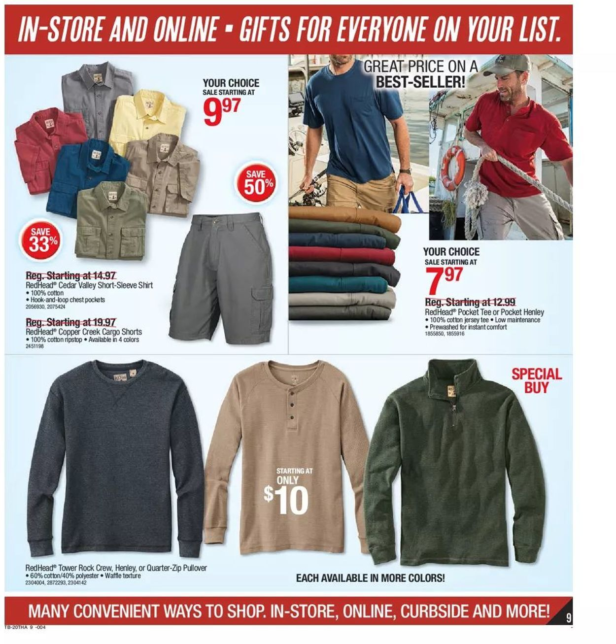 Bass Pro Shops Black Friday 2020 Page 9