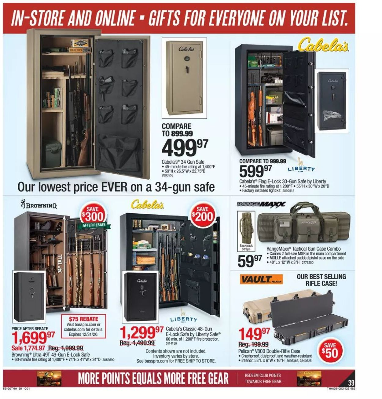 Bass Pro Shops Black Friday 2020 Page 39