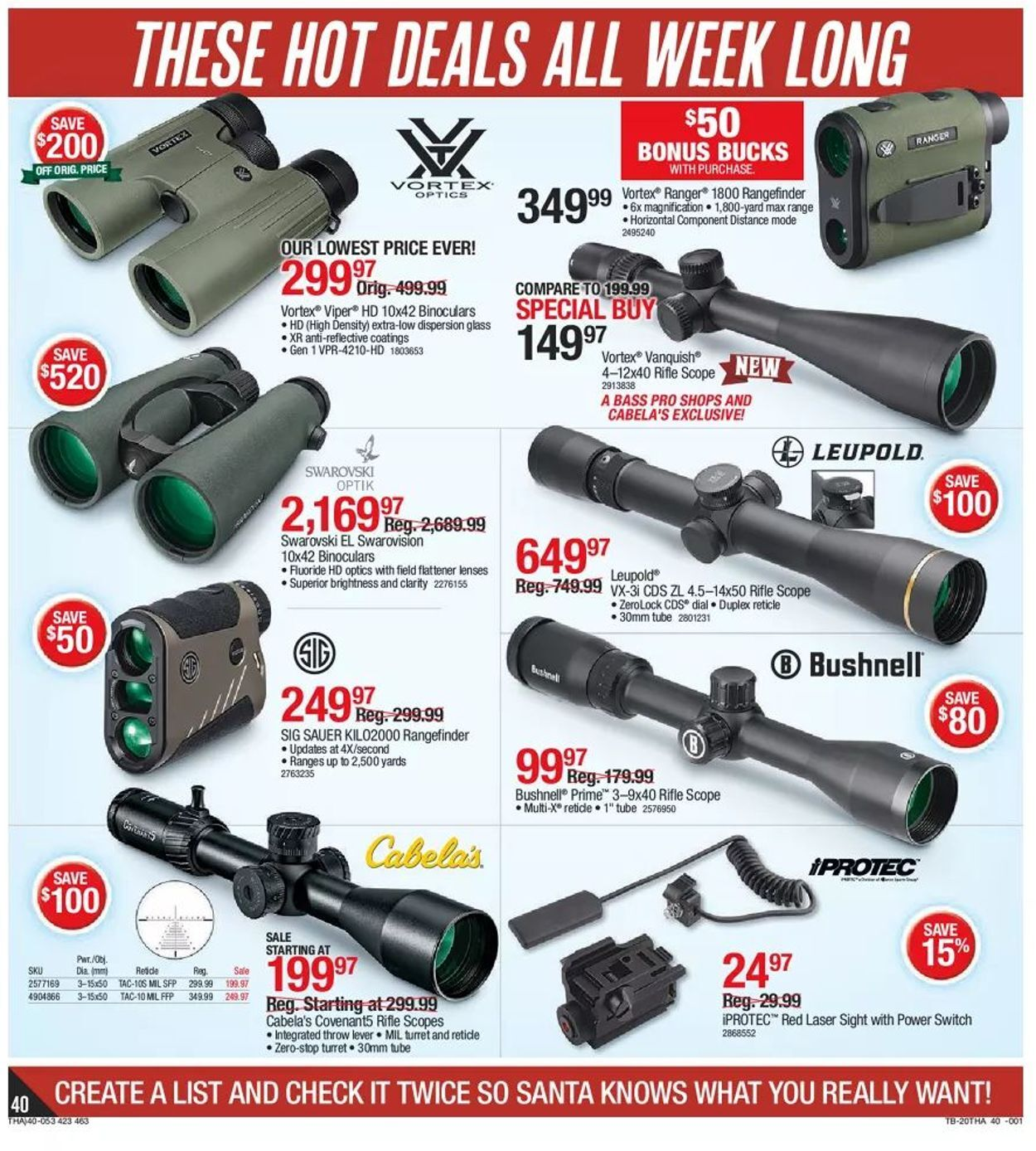 Bass Pro Shops Black Friday 2020 Page 40