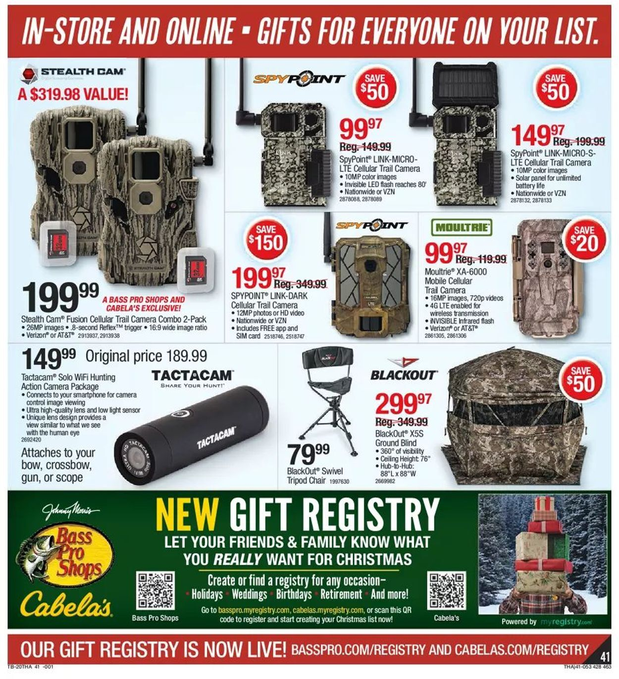 Bass Pro Shops Black Friday 2020 Page 41