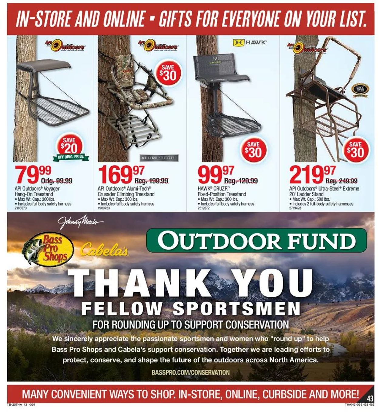 Bass Pro Shops Black Friday 2020 Page 43