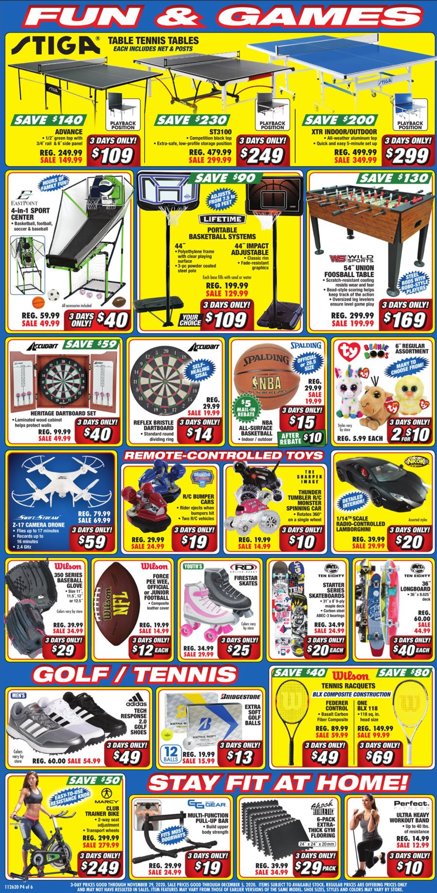Big 5 Sporting Goods Black Friday 2020 Page 4