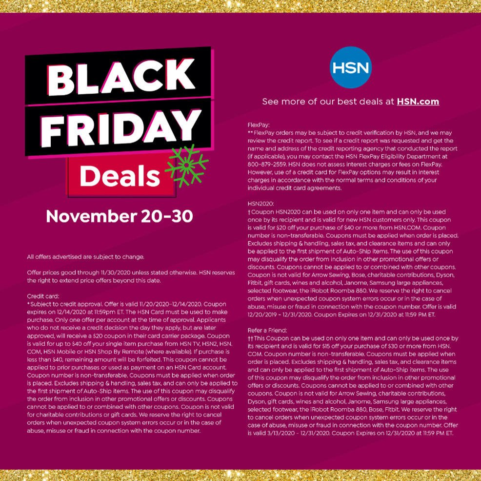 HSN Black Friday 2020 Page 16