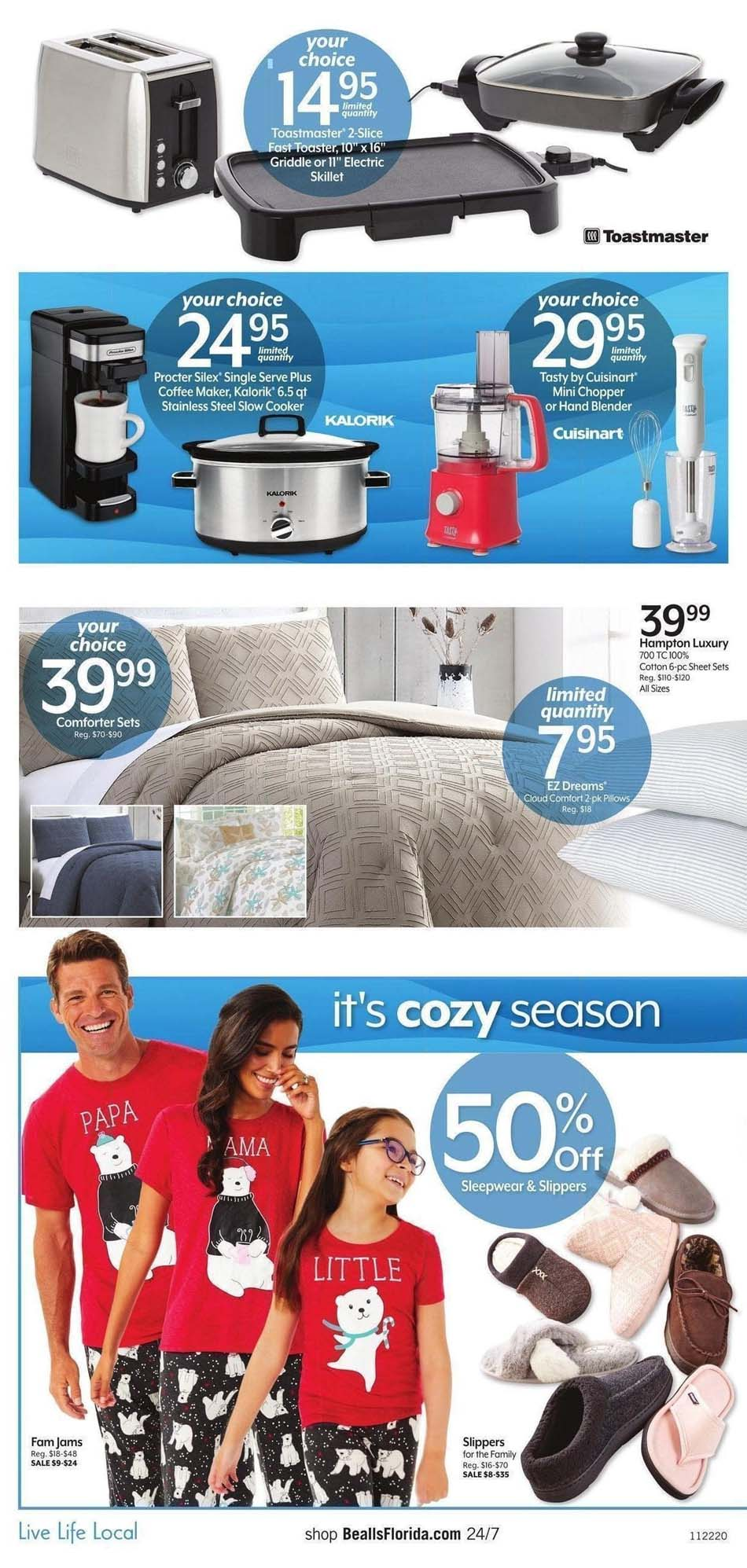 Bealls Florida Black Friday 2020 Page 4