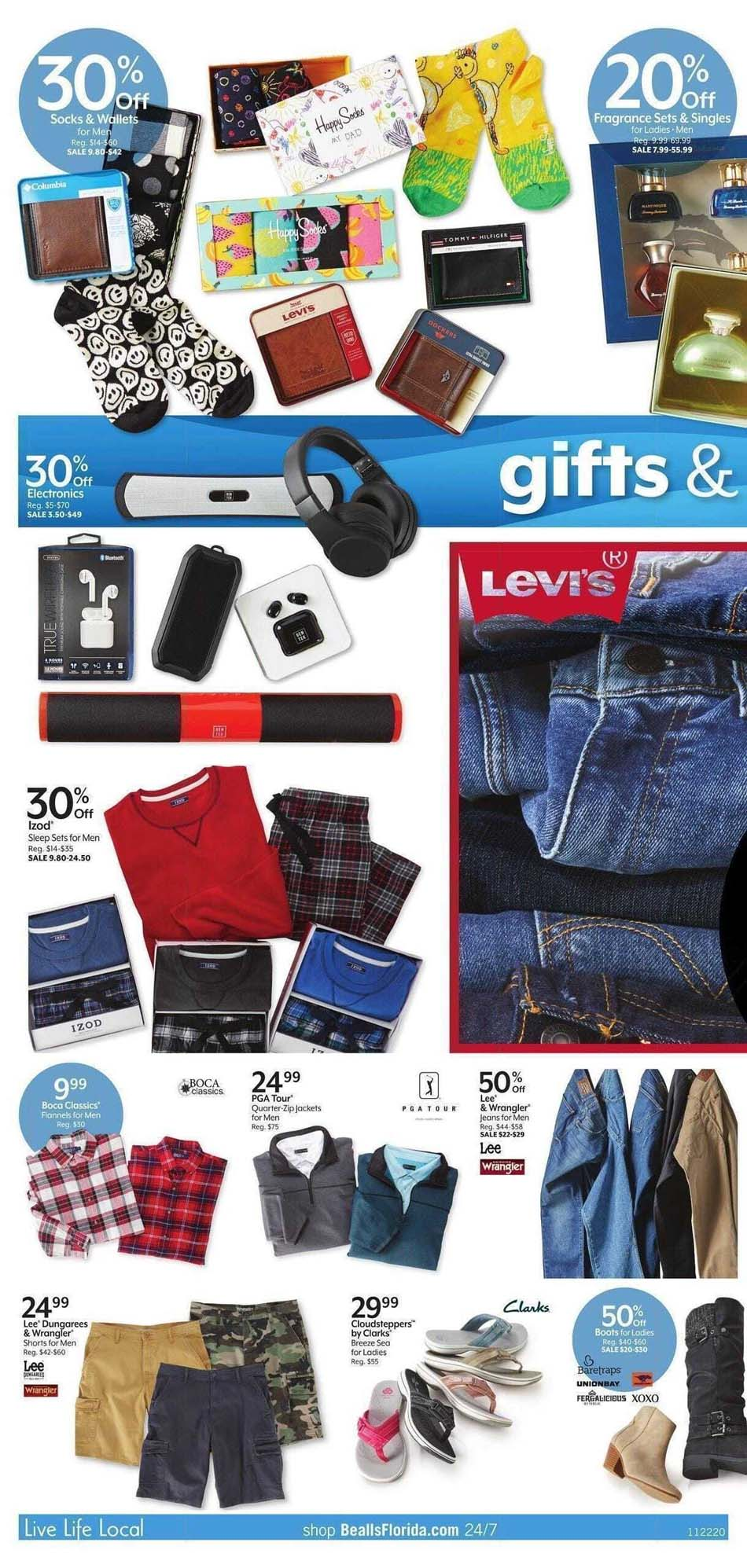 Bealls Florida Black Friday 2020 Page 6