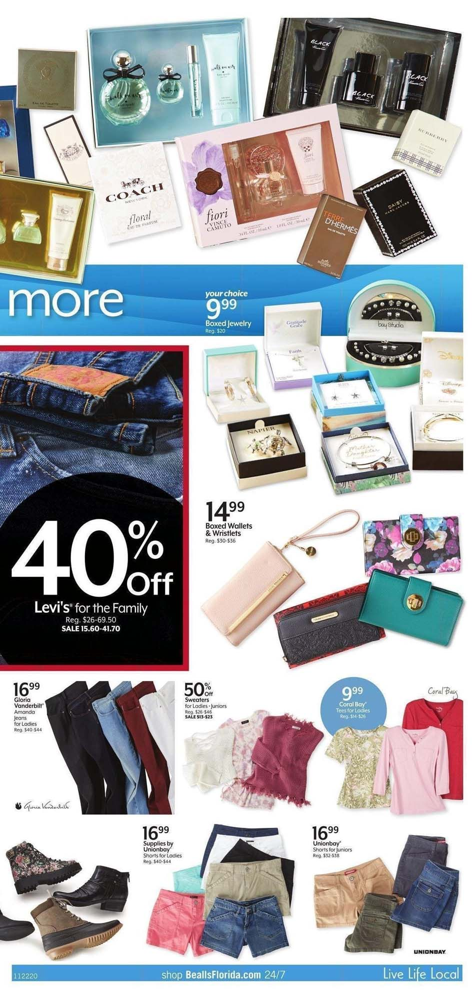 Bealls Florida Black Friday 2020 Page 7