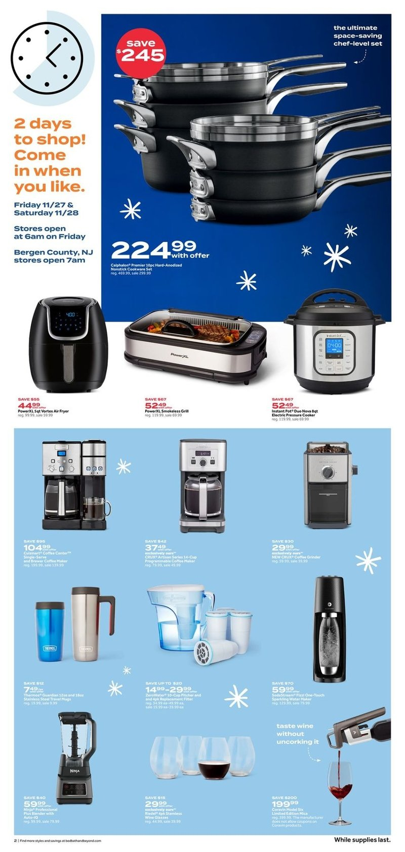 Bed Bath & Beyond Black Friday 2020 Page 2