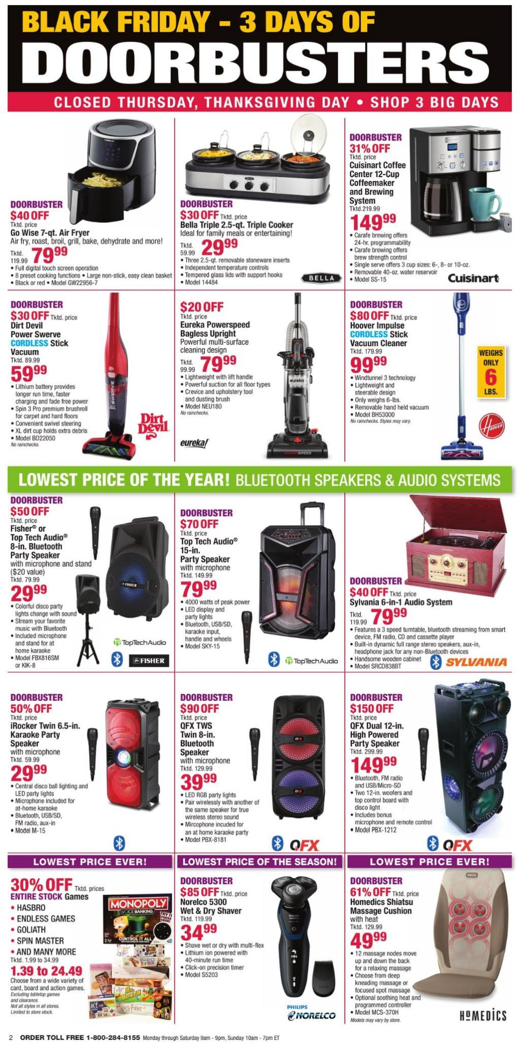 Boscov's Black Friday 2020 Page 2