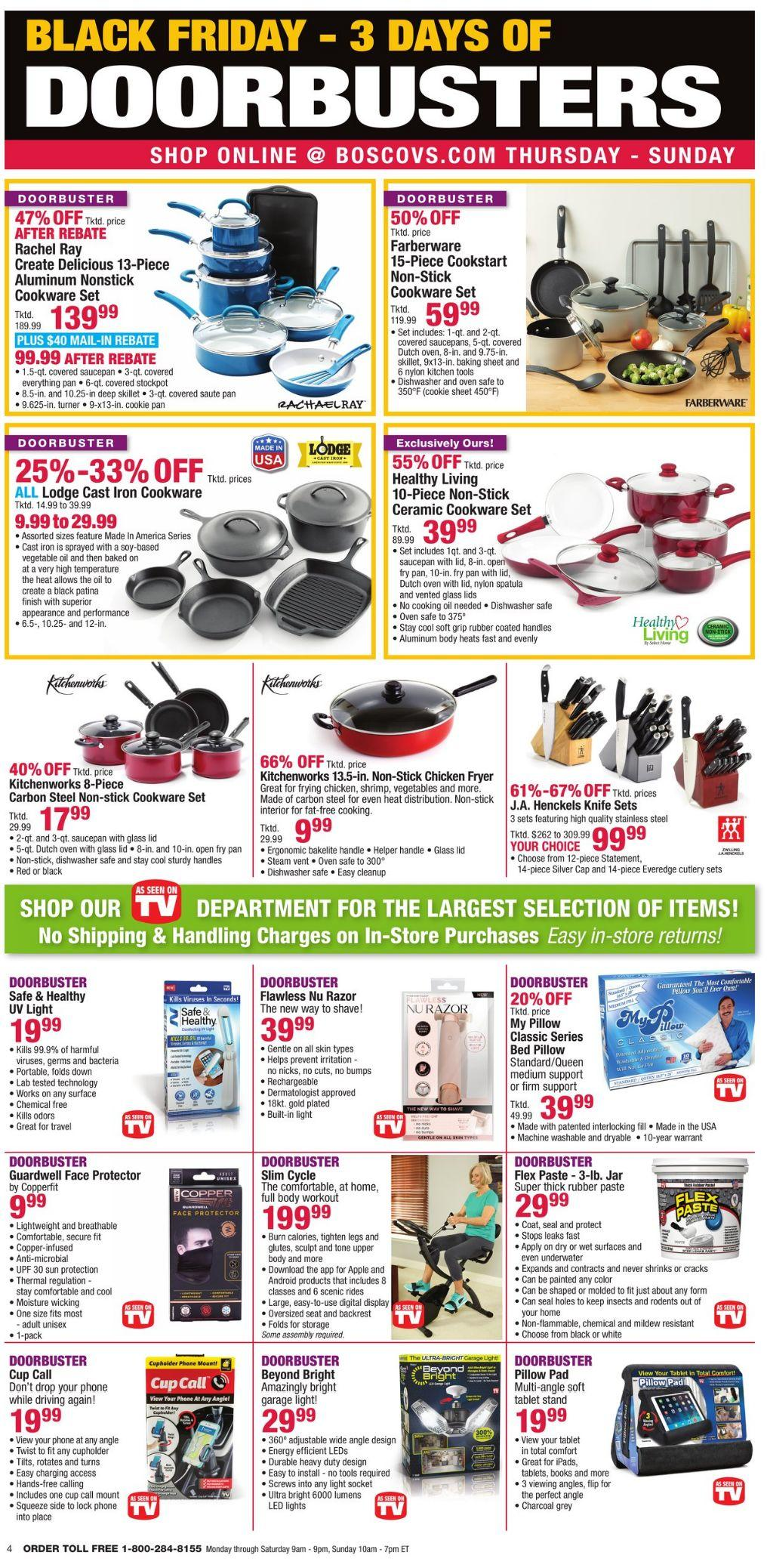Boscov's Black Friday 2020 Page 4
