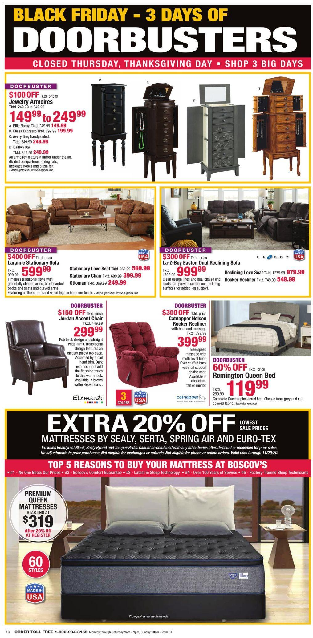 Boscov's Black Friday 2020 Page 10