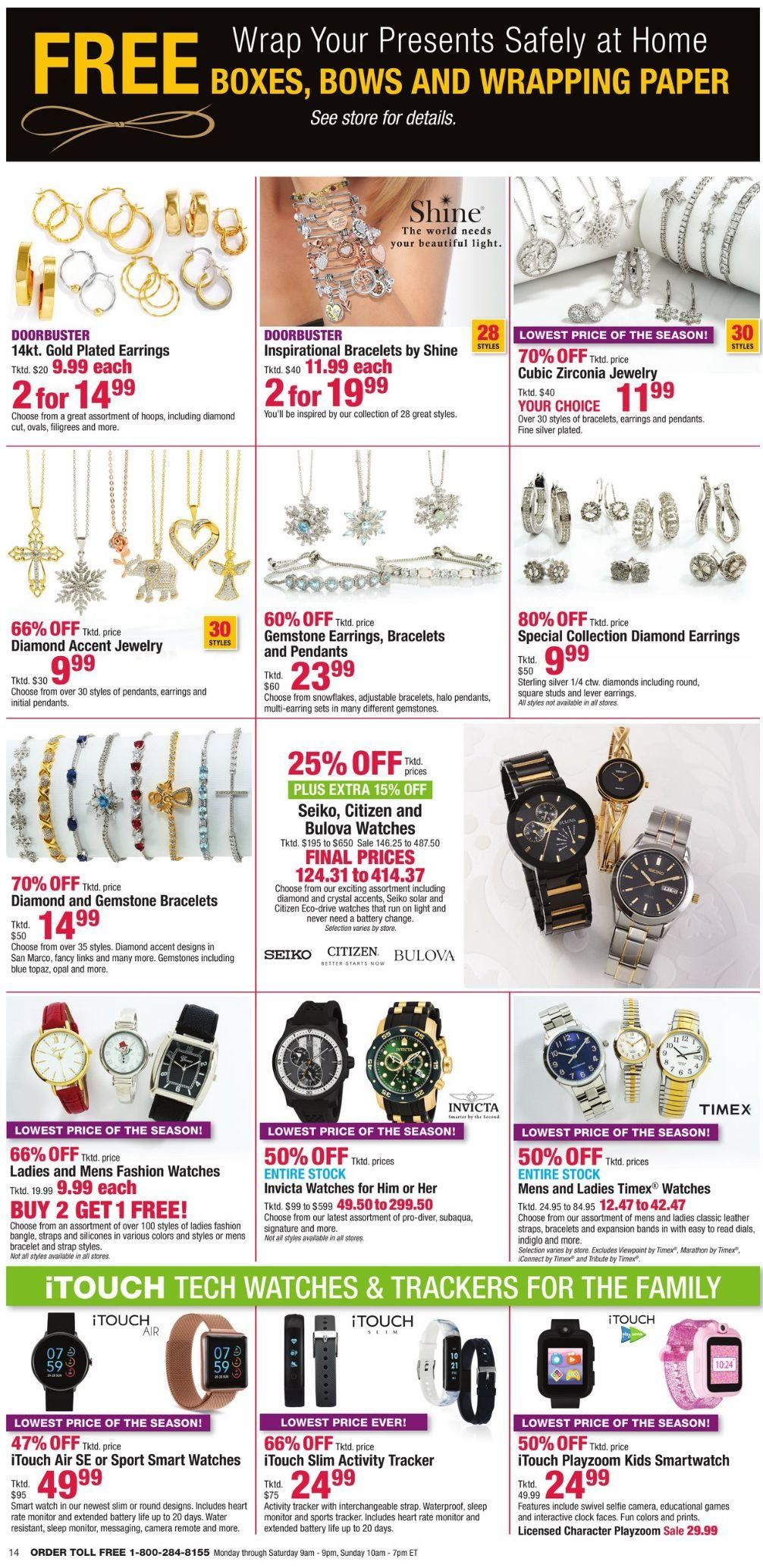 Boscov's Black Friday 2020 Page 14