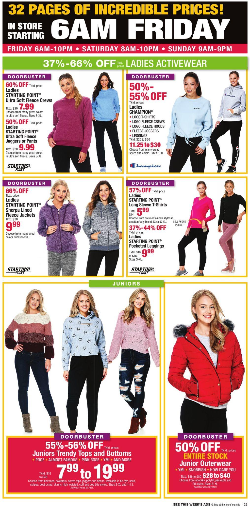 Boscov's Black Friday 2020 Page 23