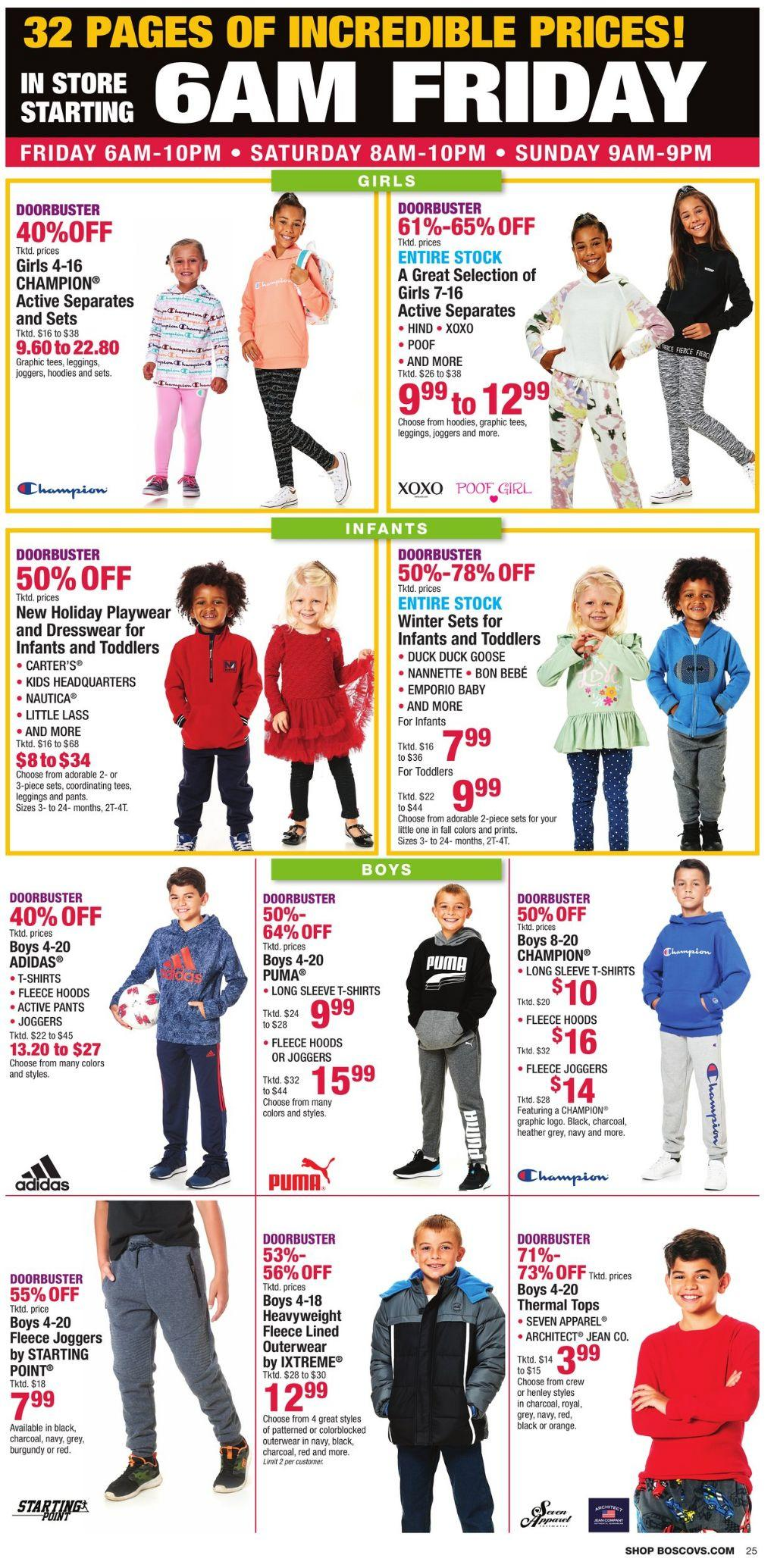 Boscov's Black Friday 2020 Page 25