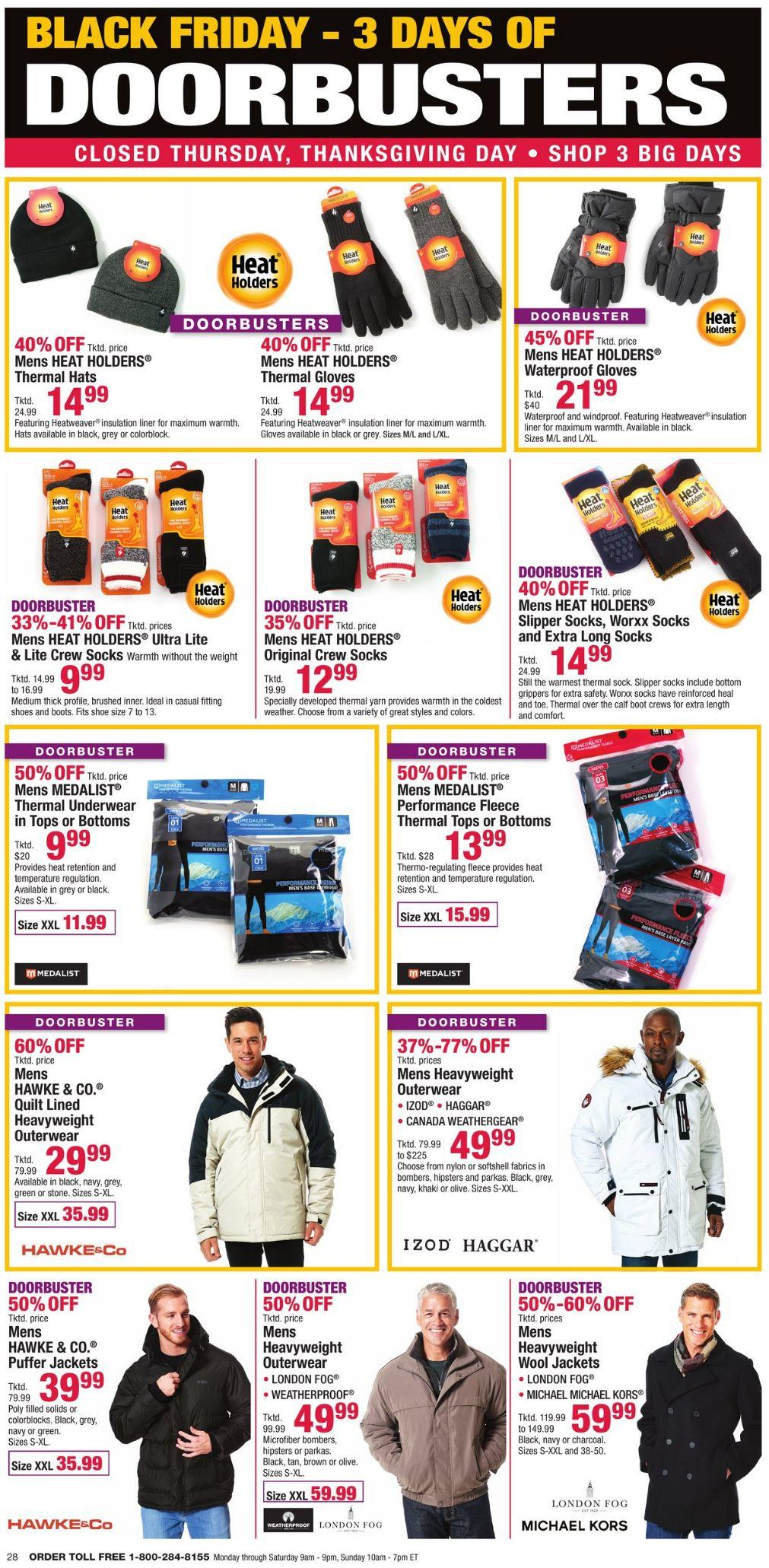 Boscov's Black Friday 2020 Page 28