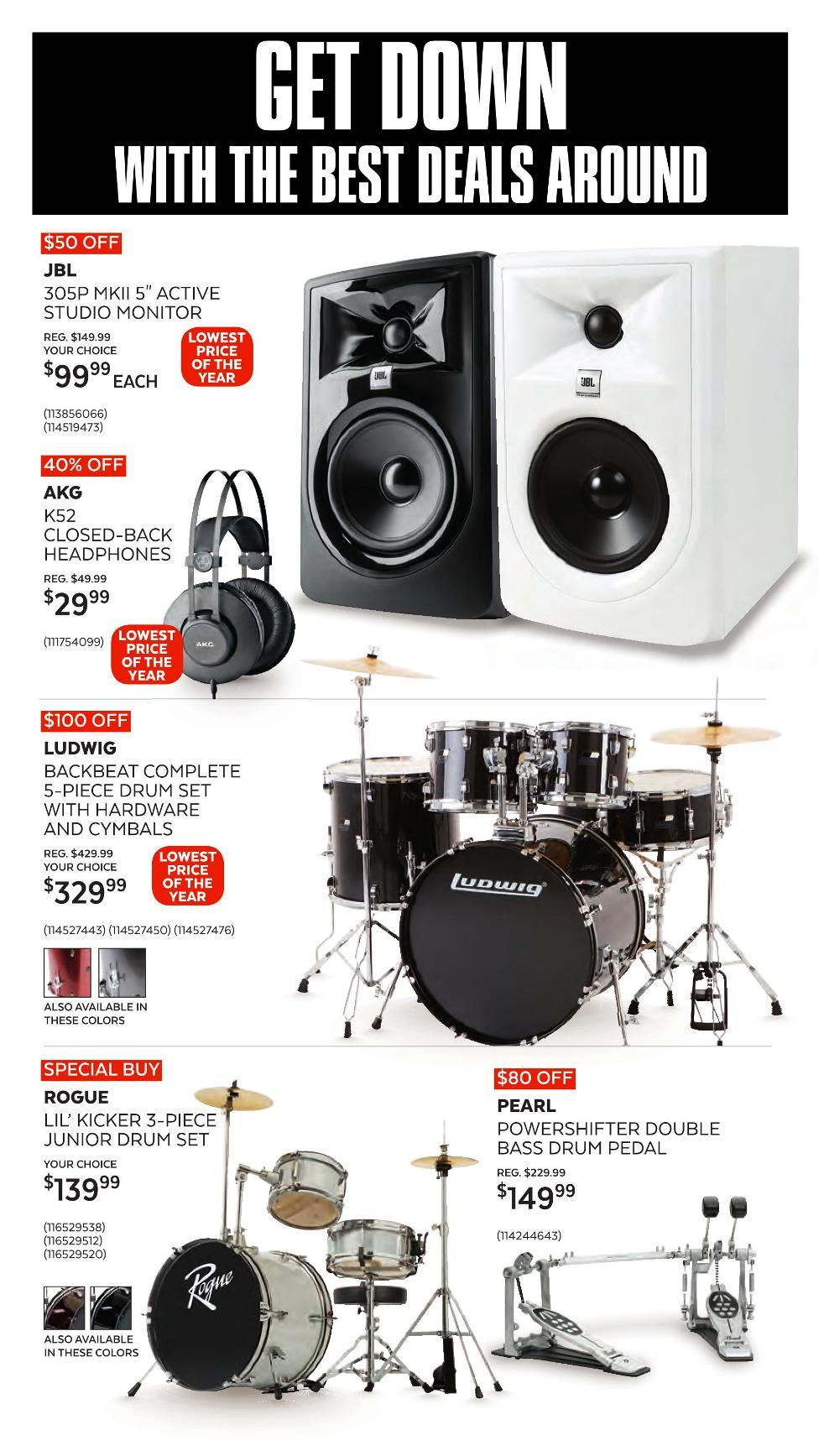 Guitar Center Black Friday 2020 Page 4