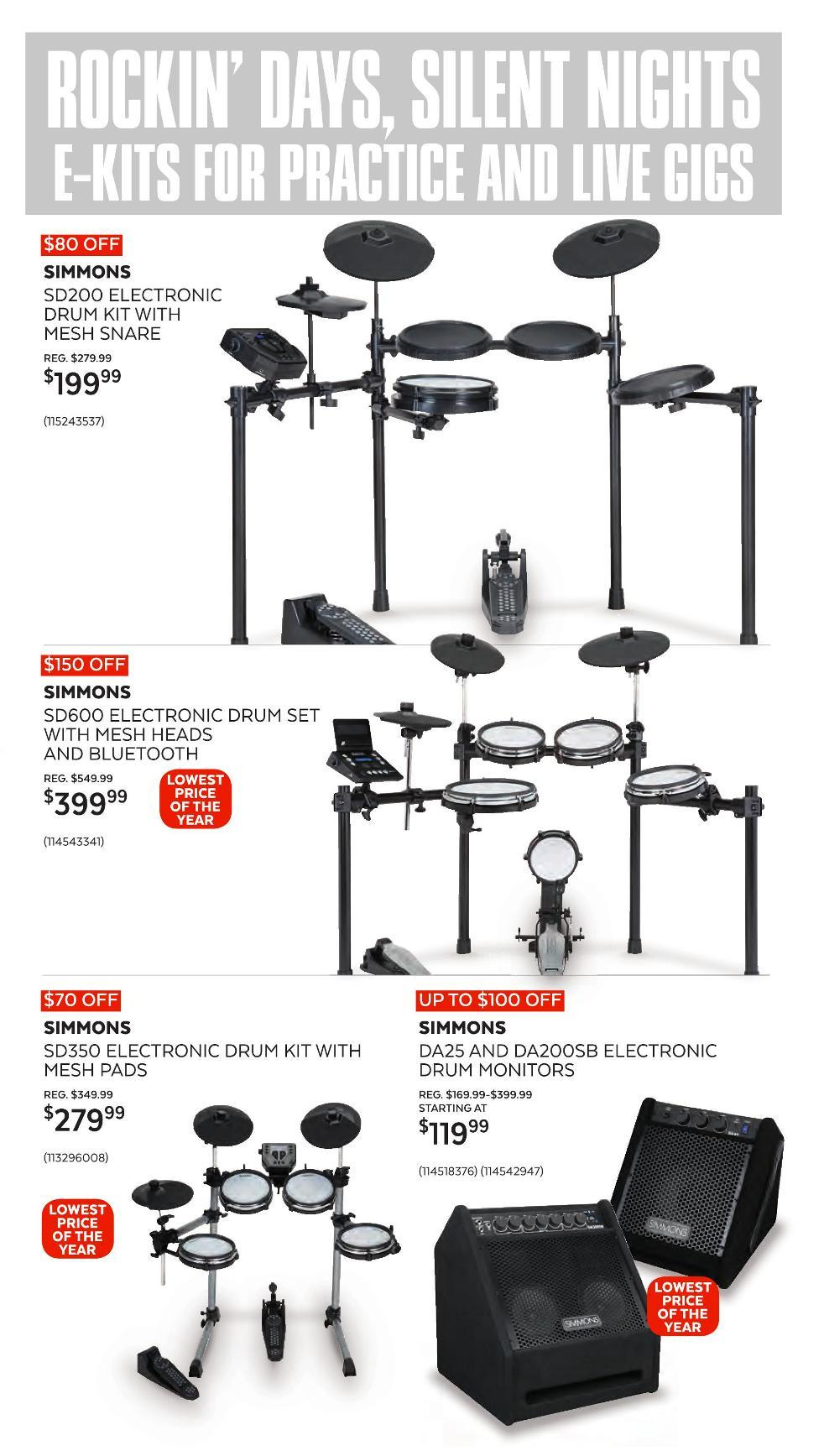 Guitar Center Black Friday 2020 Page 19