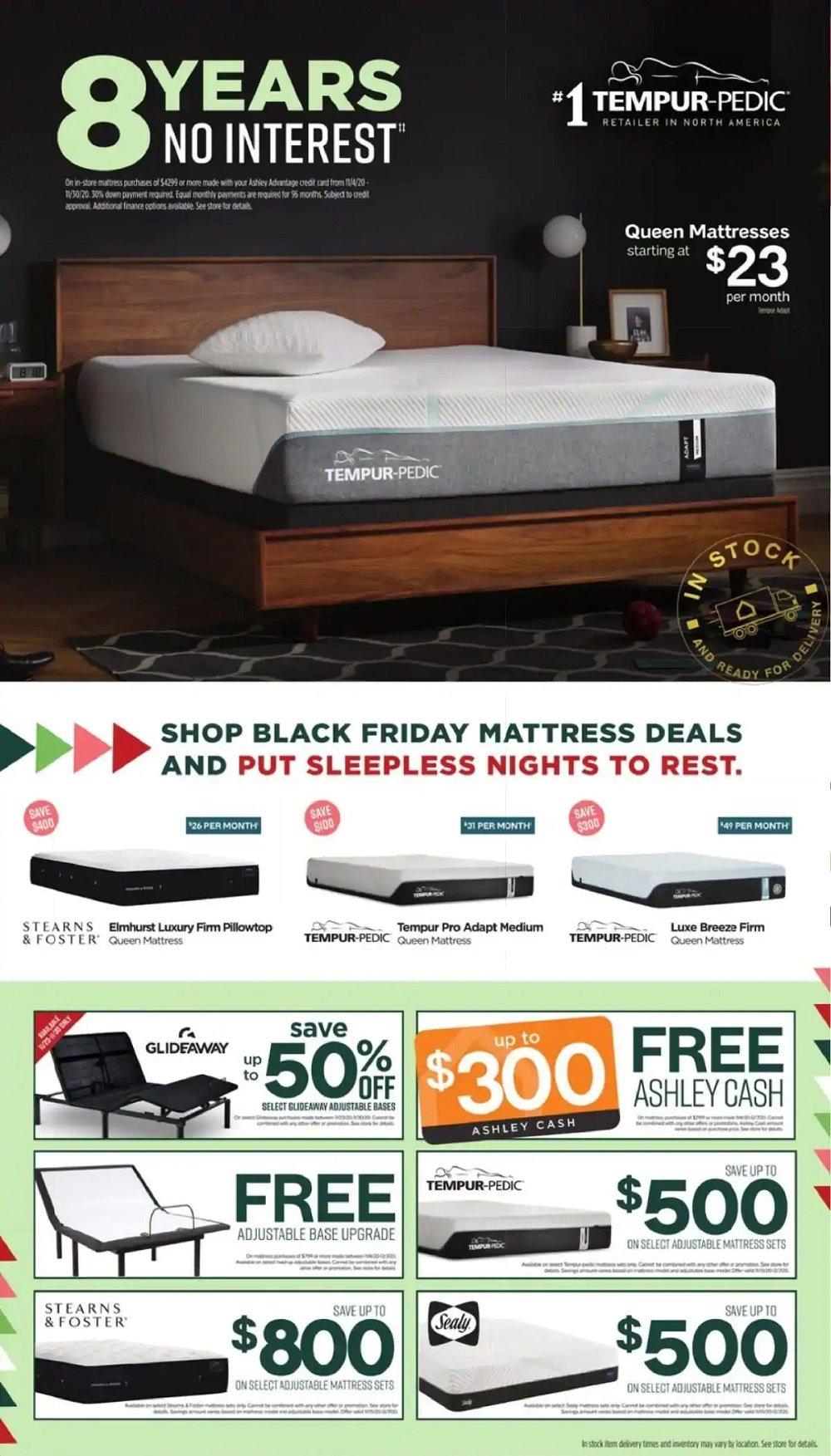 Ashley HomeStore Black Friday 2020 Page 5