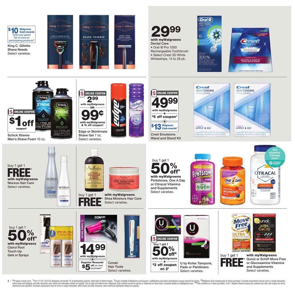 Walgreens Black Friday 2020 Page 5