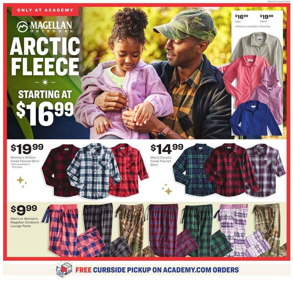 Academy Sports & Outdoors Cyber Monday 2020 Page 5