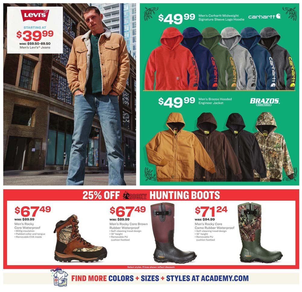 Academy Sports & Outdoors Cyber Monday 2020 Page 6