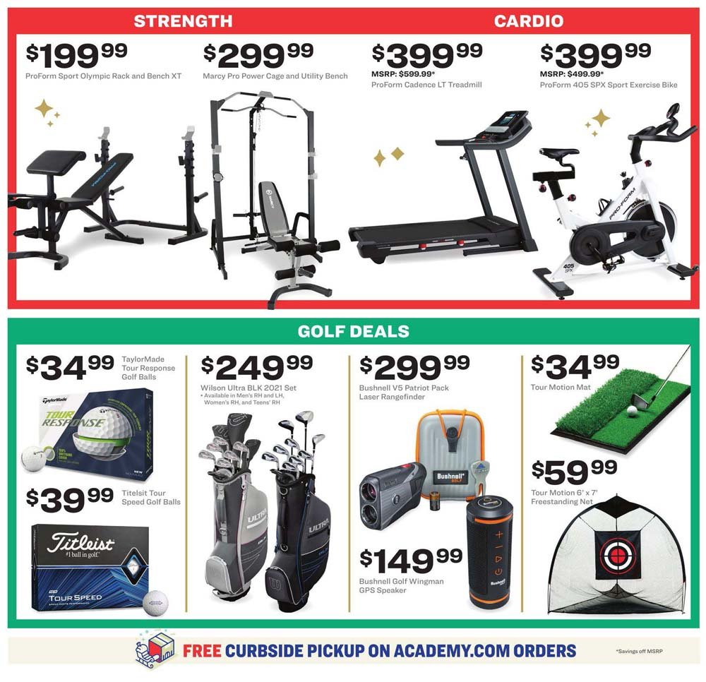 Academy Sports & Outdoors Cyber Monday 2020 Page 12