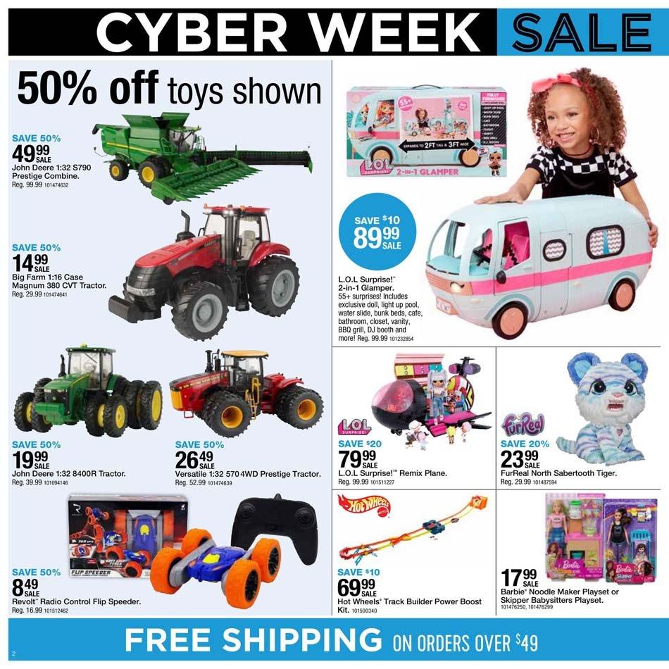 Fleet Farm Cyber Monday 2020 Page 2