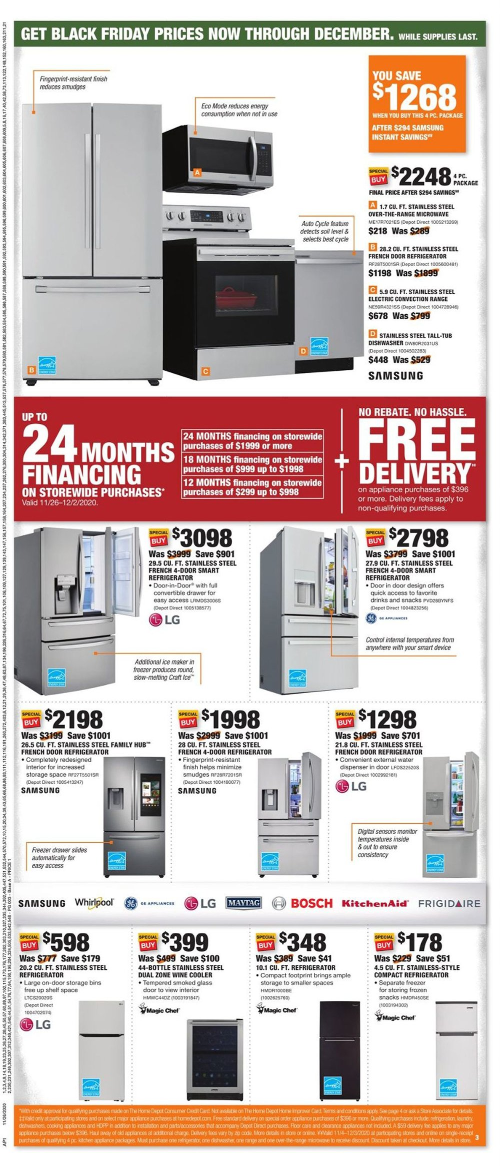 Home Depot Cyber Monday 2020 Page 5