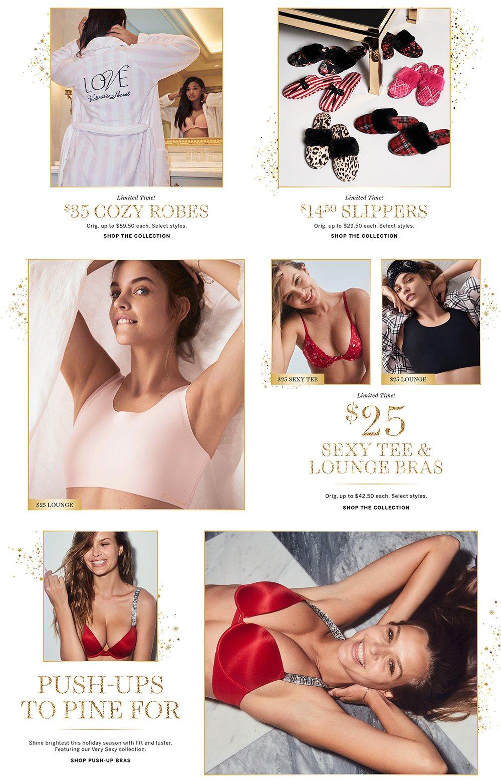 Victoria's Secret Cyber Monday 2020 Page 2