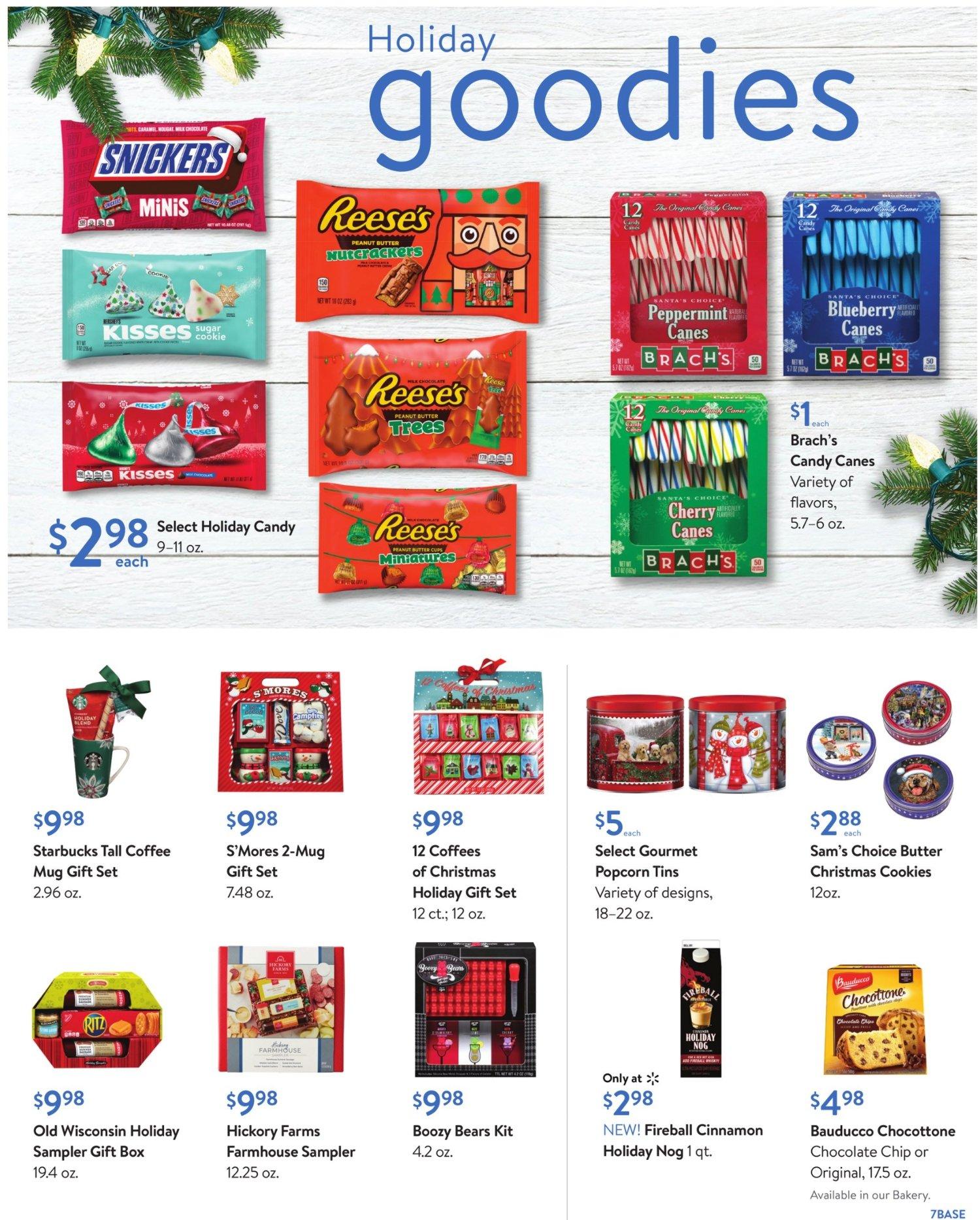 Walmart Weekly December 1 - 24, 2020 Page 7