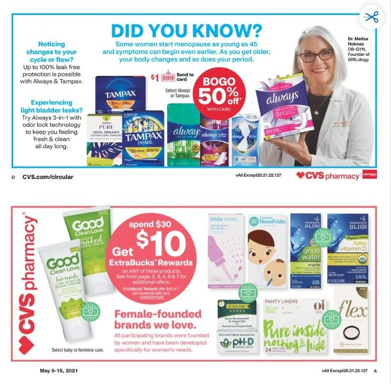 CVS Weekly May 09 - May 16, 2021 Page 13
