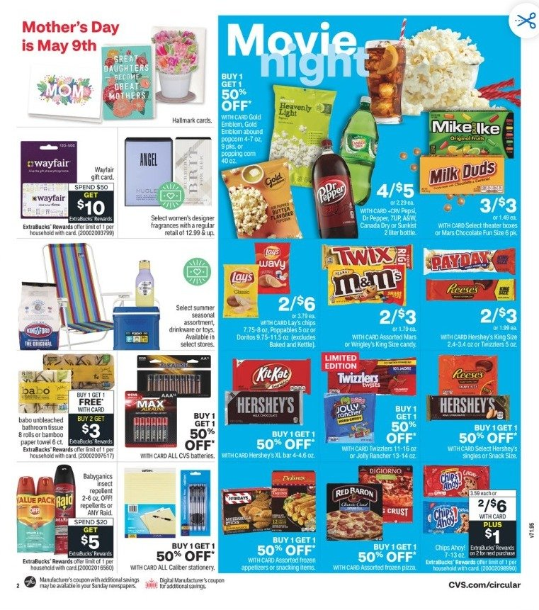 CVS Weekly May 09 - May 16, 2021 Page 4