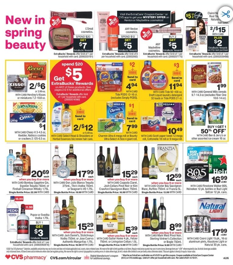 CVS Weekly May 09 - May 16, 2021 Page 2