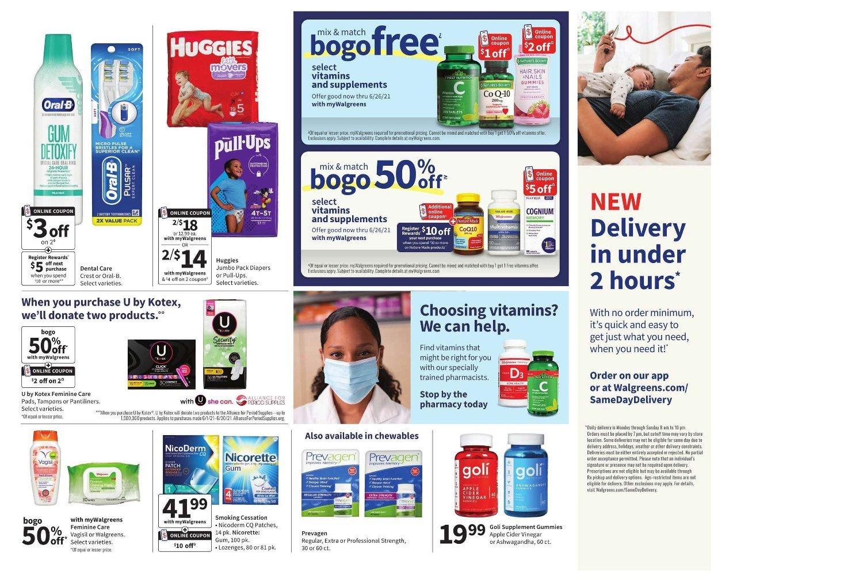 Walgreens Weekly June 06 - June 12, 2021 Page 15