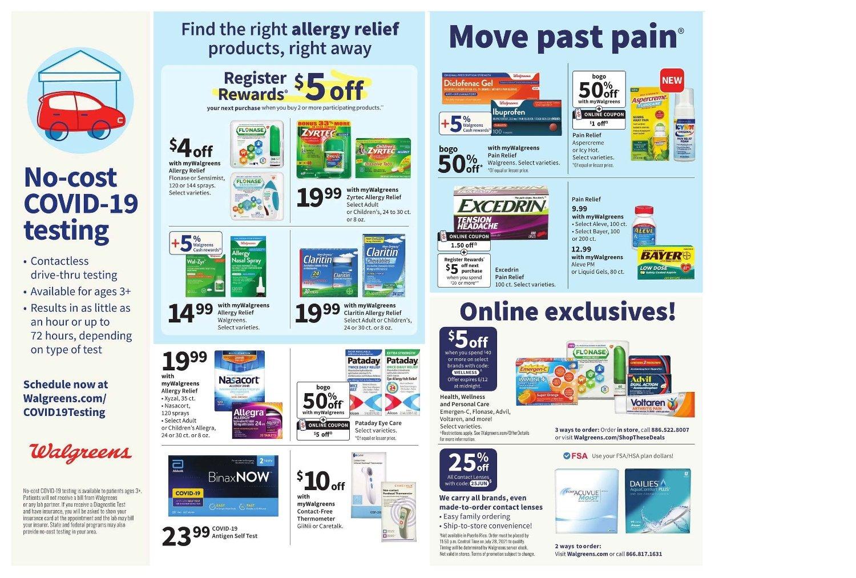 Walgreens Weekly June 06 - June 12, 2021 Page 16