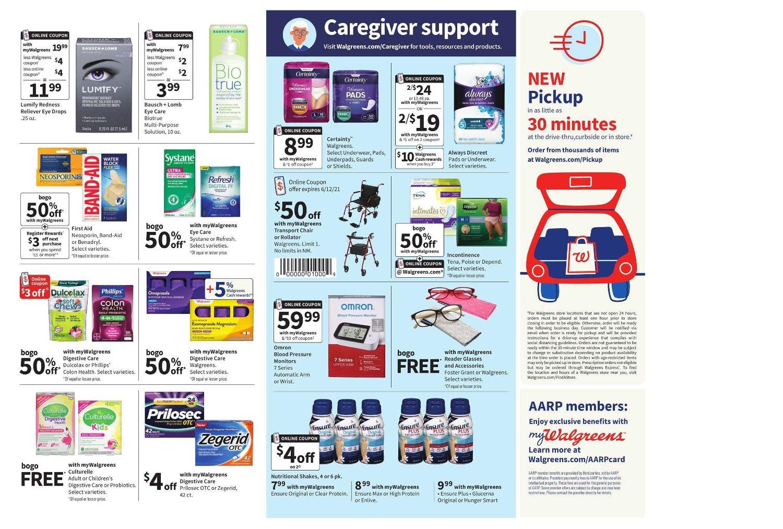 Walgreens Weekly June 06 - June 12, 2021 Page 17