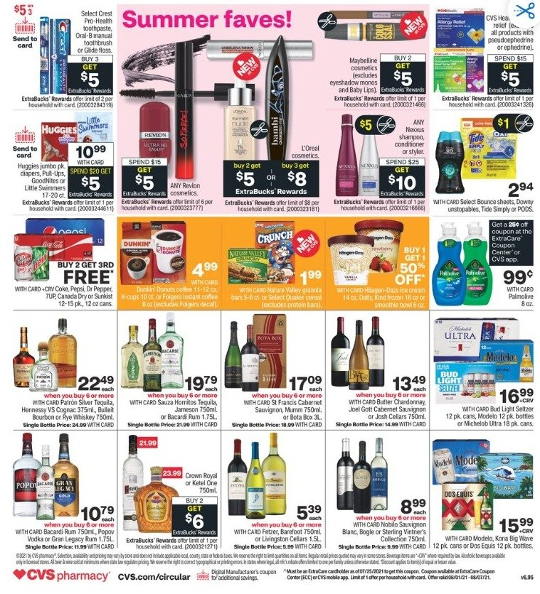 CVS Weekly August 01 - August 08, 2021 Page 2