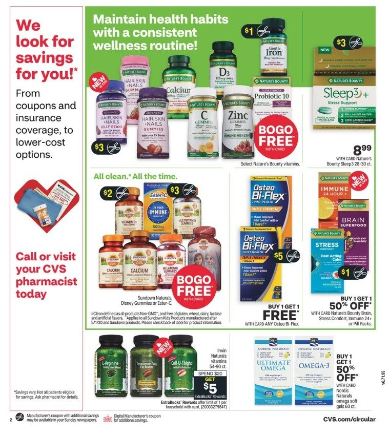 CVS Weekly August 01 - August 08, 2021 Page 3