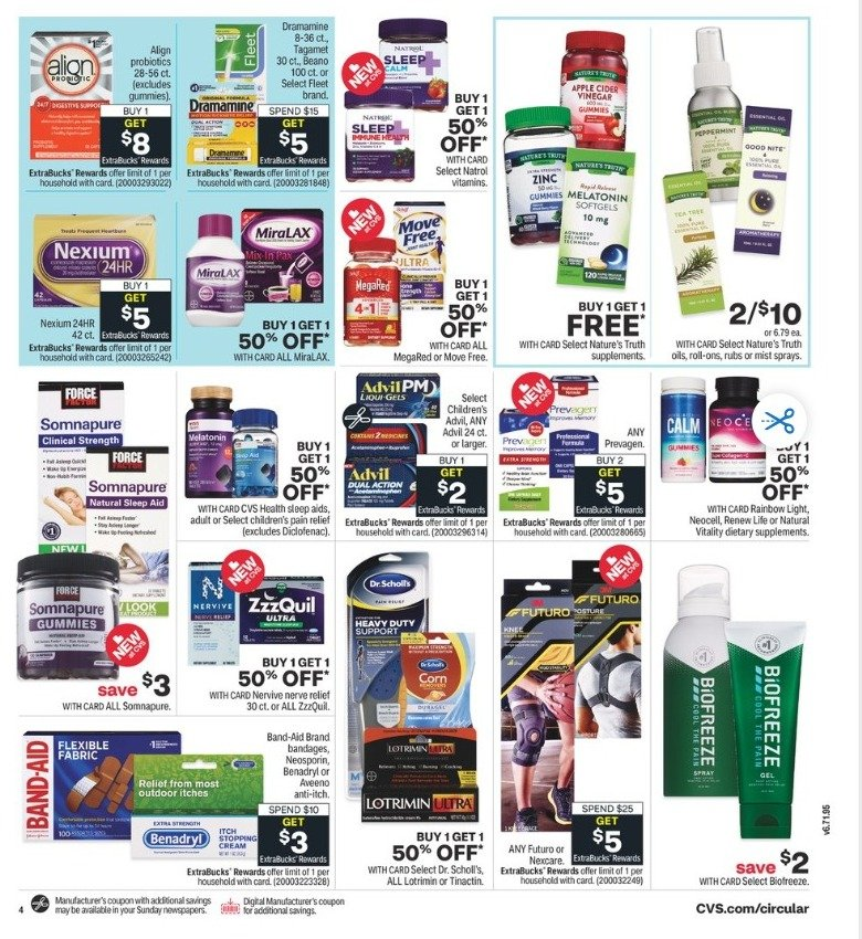 CVS Weekly August 01 - August 08, 2021 Page 5