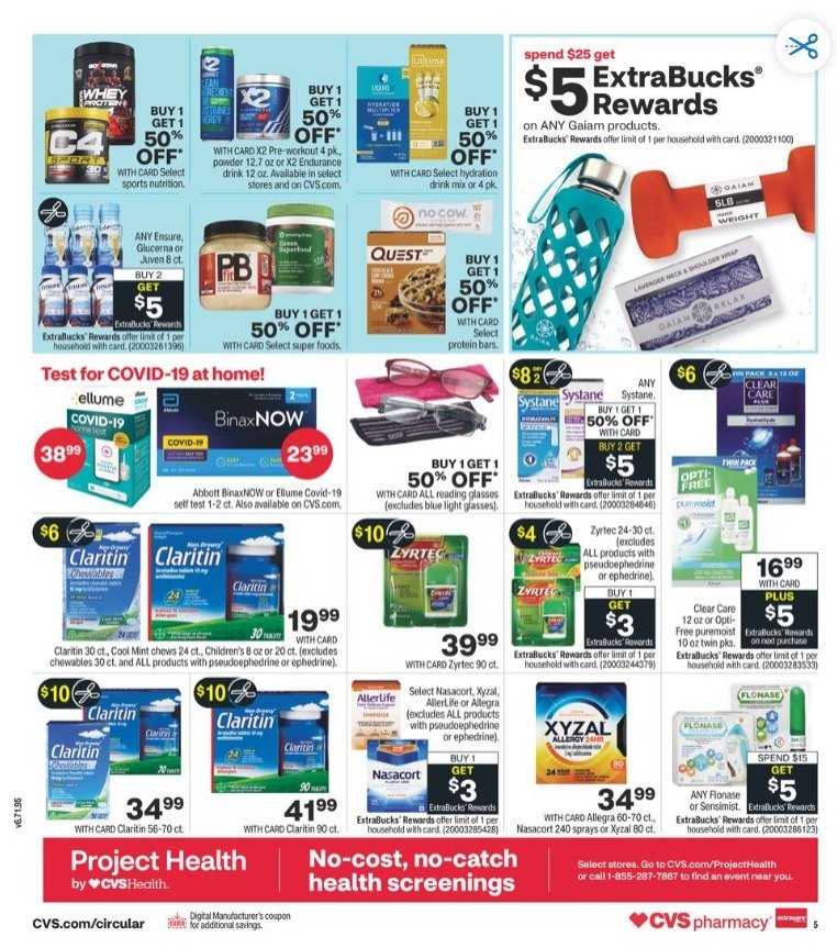 CVS Weekly August 01 - August 08, 2021 Page 7