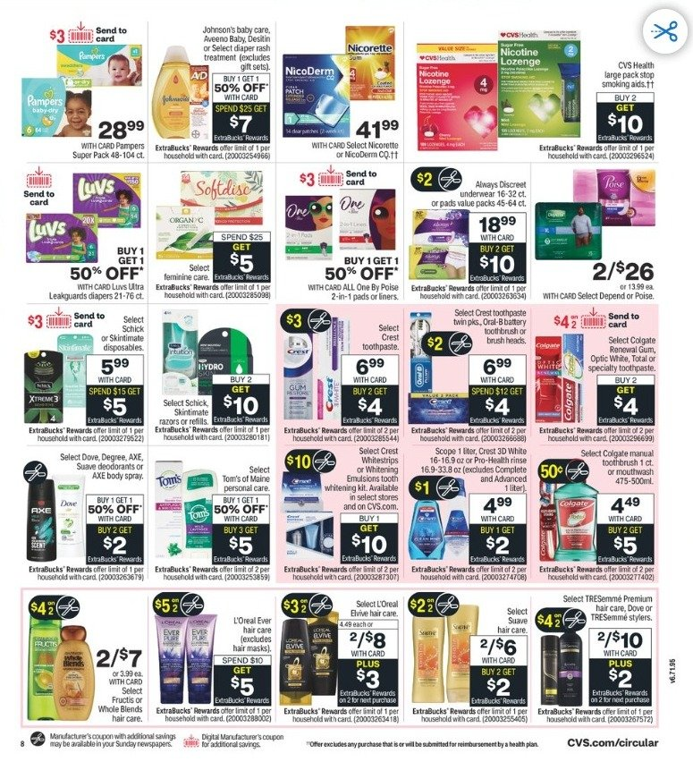 CVS Weekly August 01 - August 08, 2021 Page 12