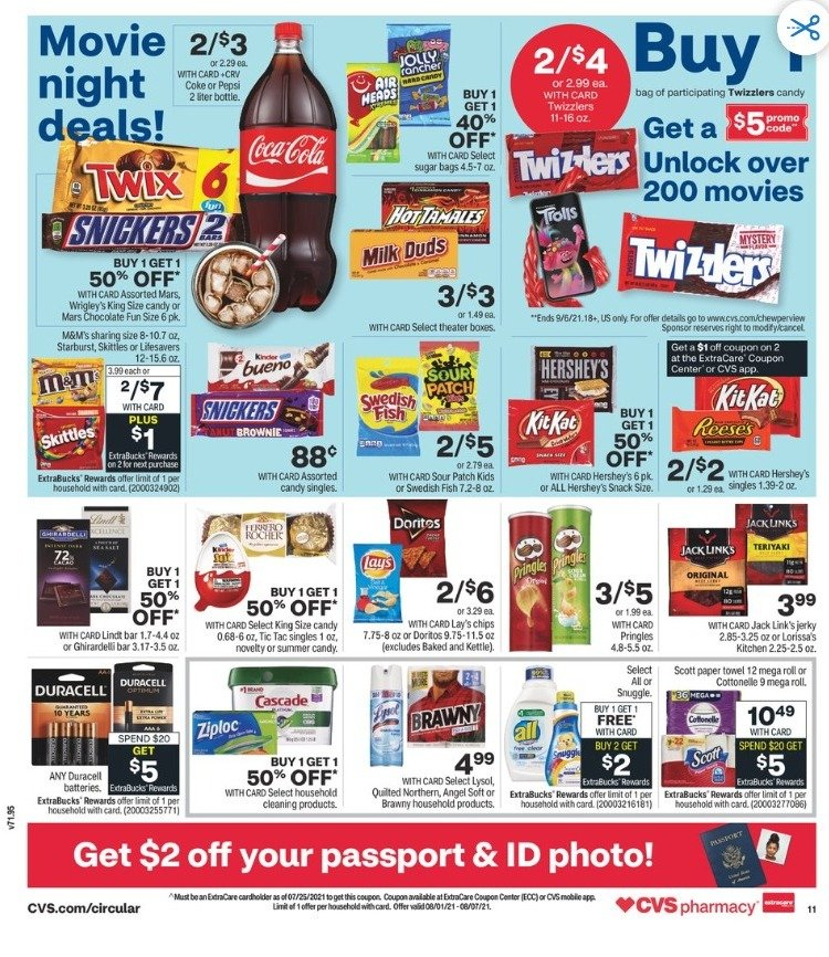 CVS Weekly August 01 - August 08, 2021 Page 16