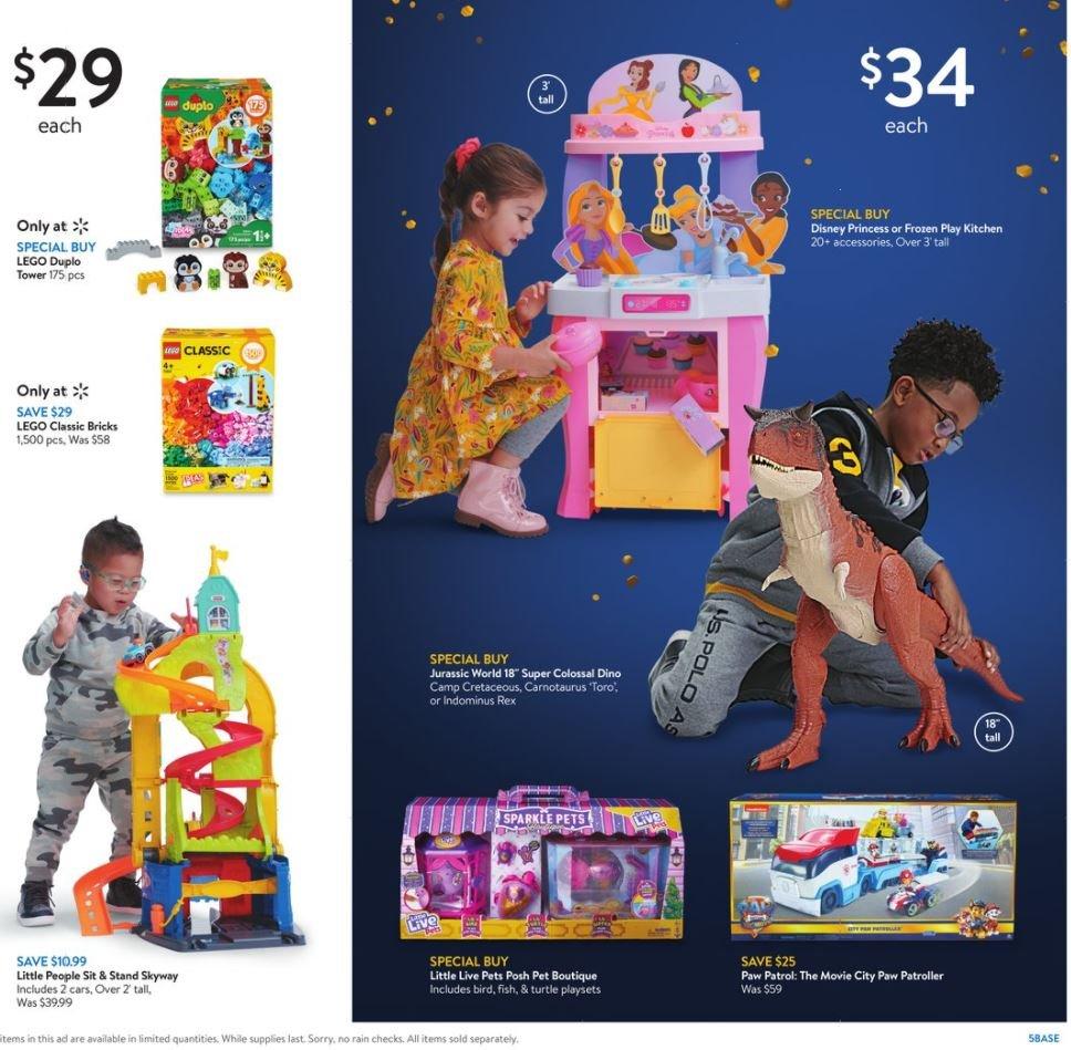 Walmart Black Friday November 3 - 7, 2021 Page 5