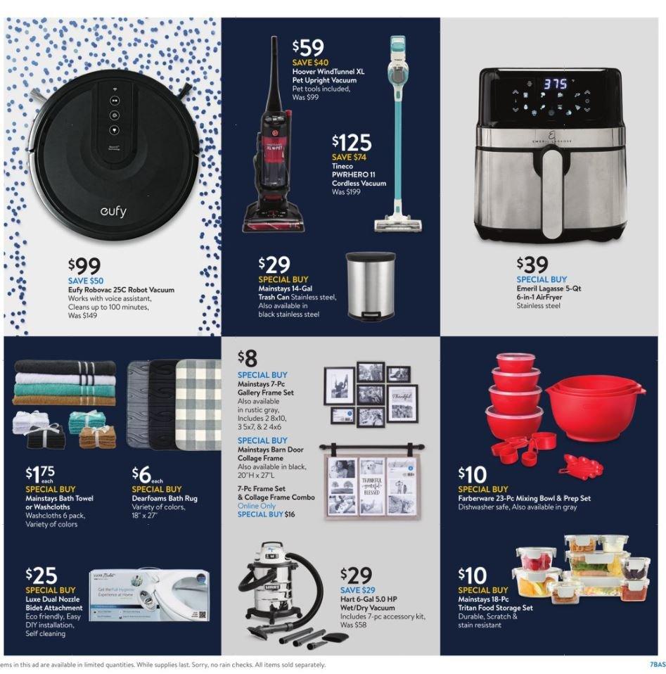 Walmart Black Friday November 3 - 7, 2021 Page 7